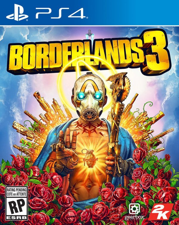 how much is borderlands 3-4