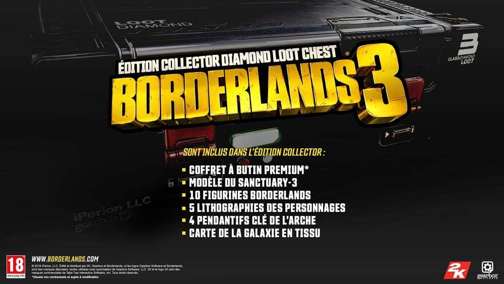 borderlands 3 collector's edition-0