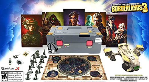 borderlands 3 collector's edition-2