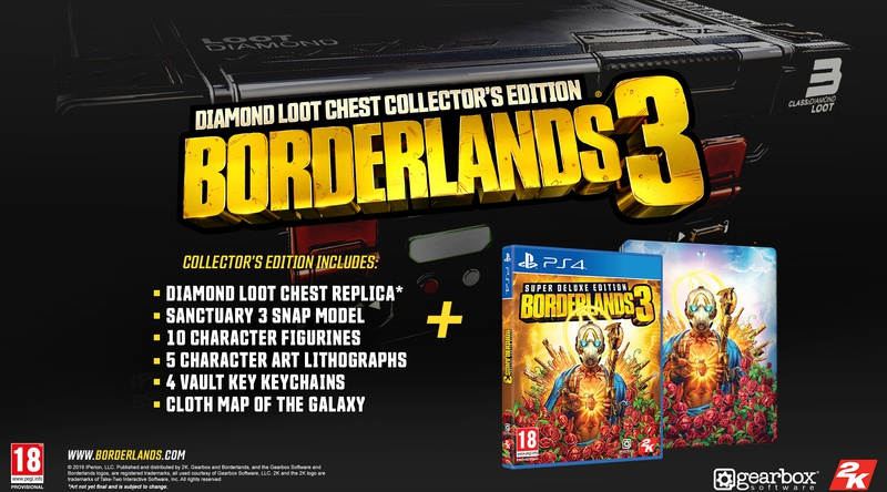 borderlands 3 collector's edition-3