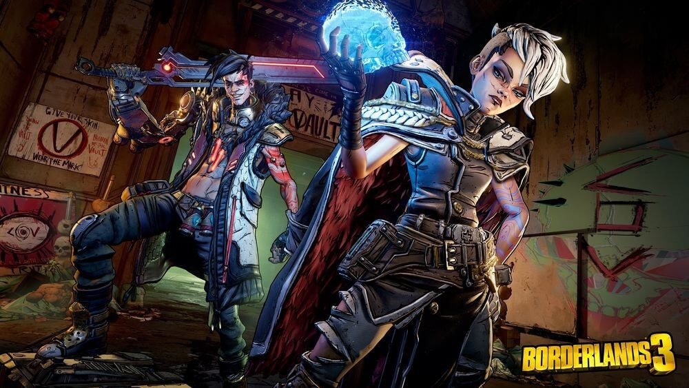 epic games store borderlands 3-3