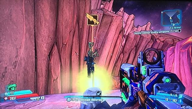 borderlands pre sequel max level-3