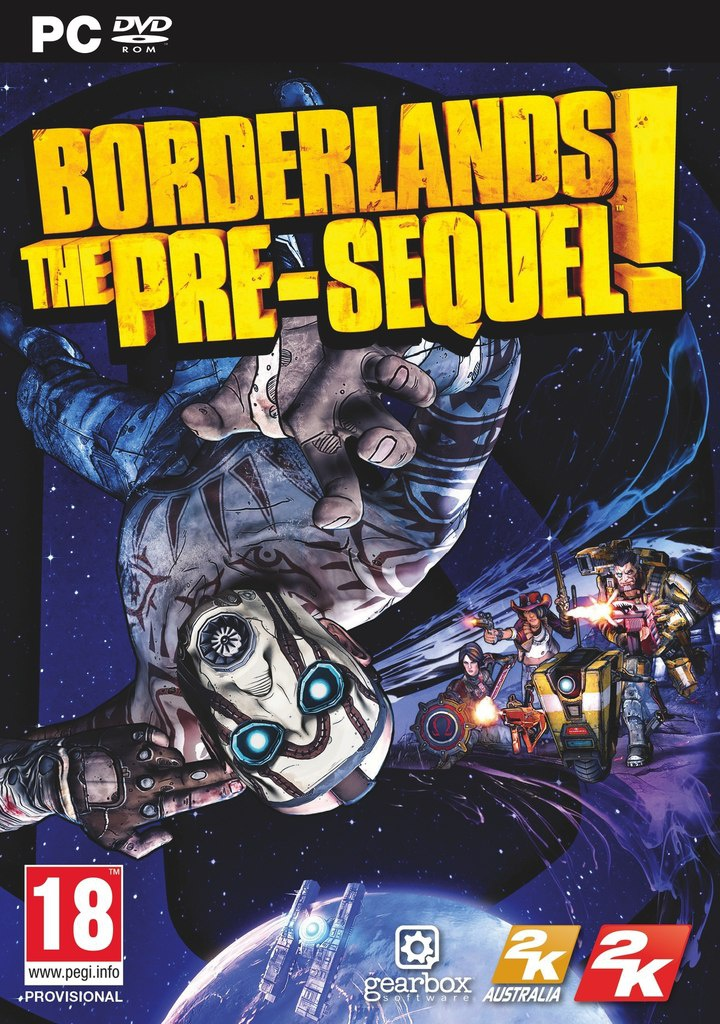 borderlands pre sequel max level-6