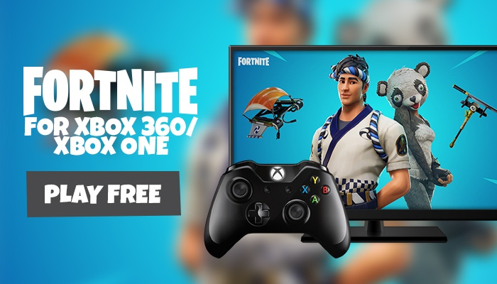 can you play fortnite on xbox one-0
