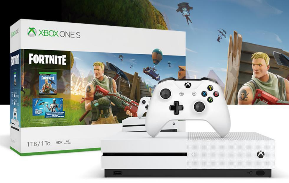 can you play fortnite on xbox one-7