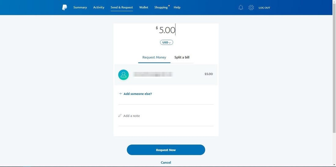 can you use paypal without a card-5