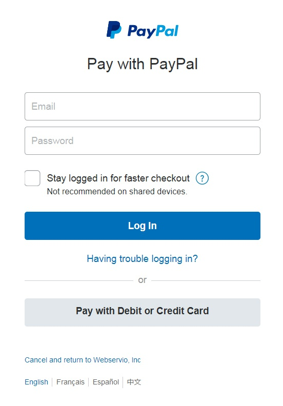 can you use paypal without a card-7