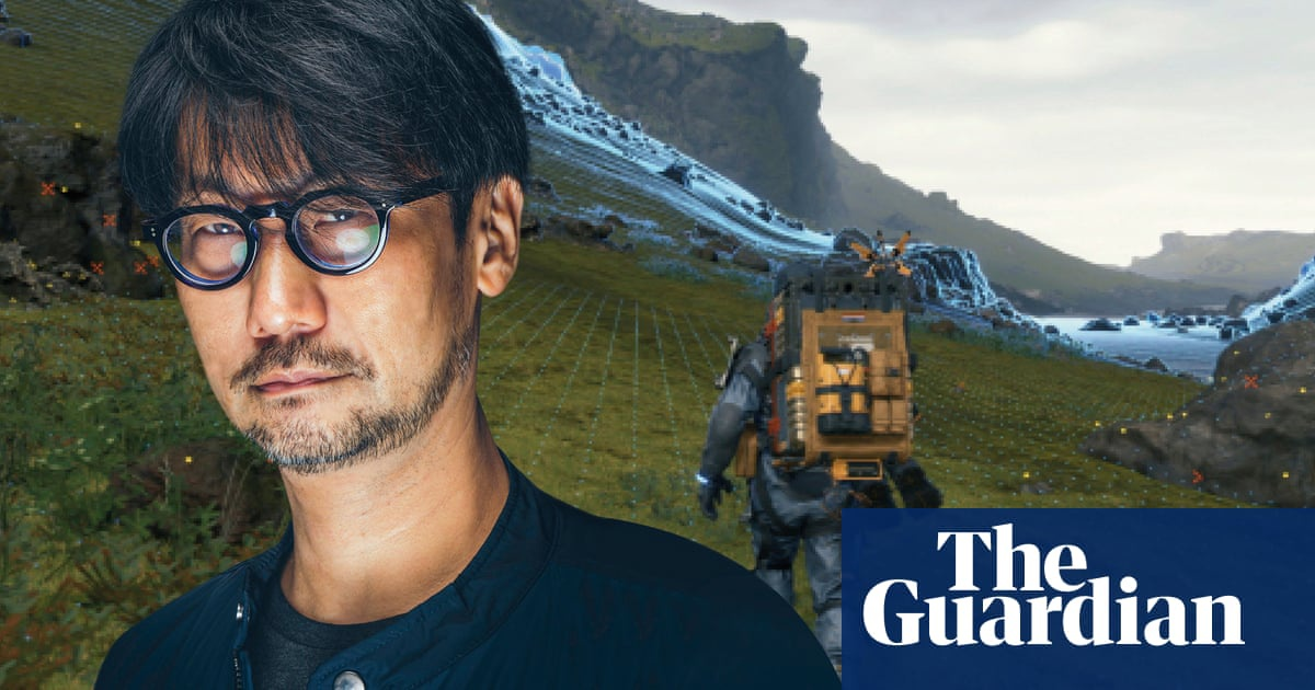 what is death stranding about-1