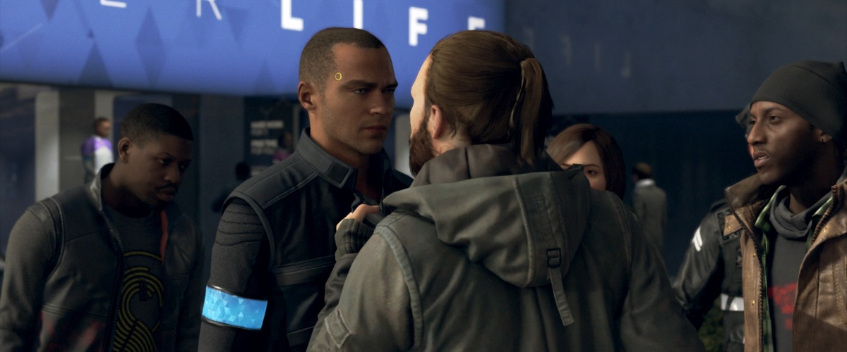 how many chapters in detroit become human-7