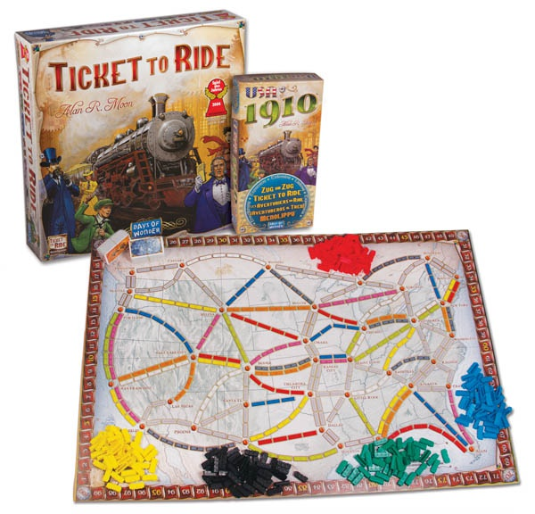 ticket to ride 1910-0