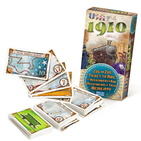 ticket to ride 1910-1
