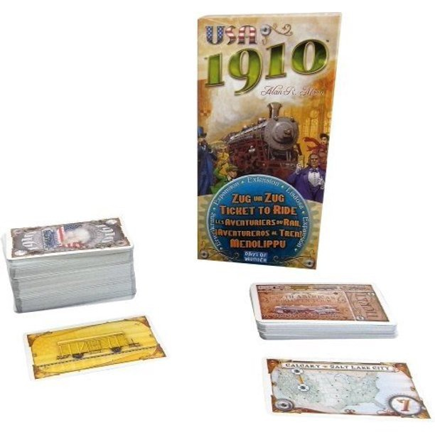 ticket to ride 1910-2