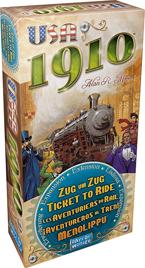 ticket to ride 1910-4
