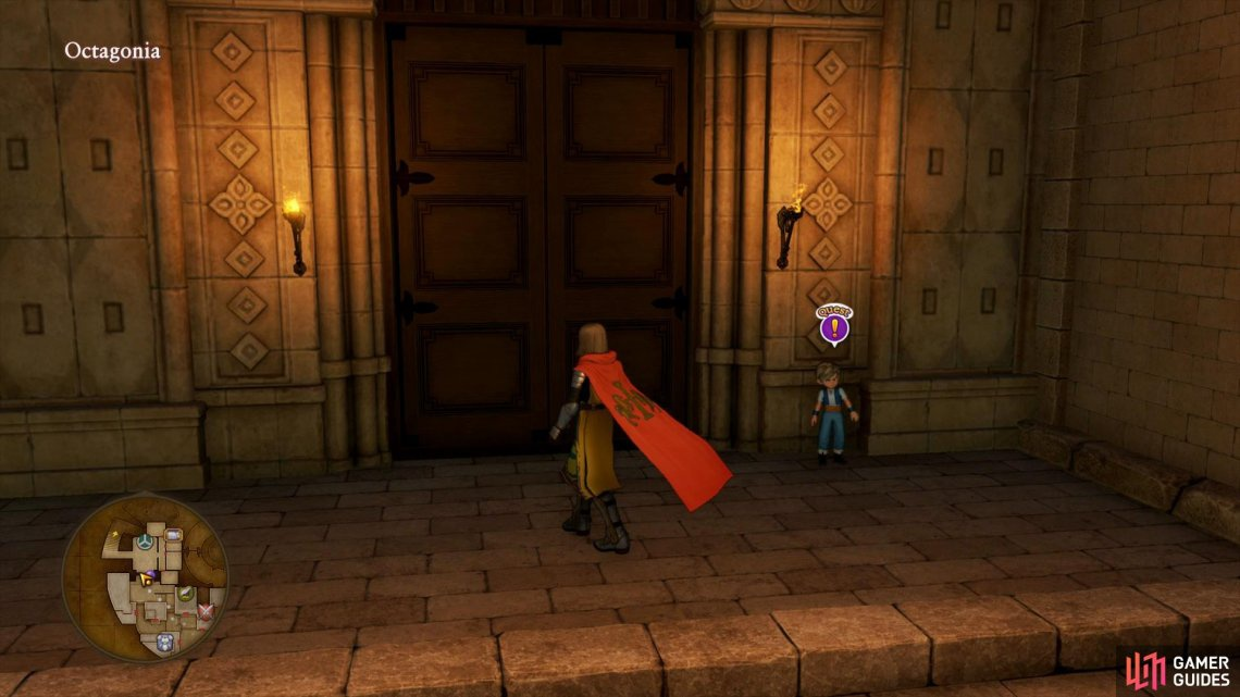 the shadow dragon quest 11-1