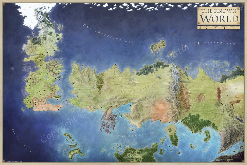 game of thrones map-1
