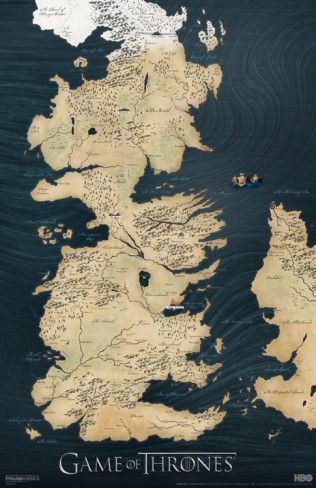game of thrones map-5