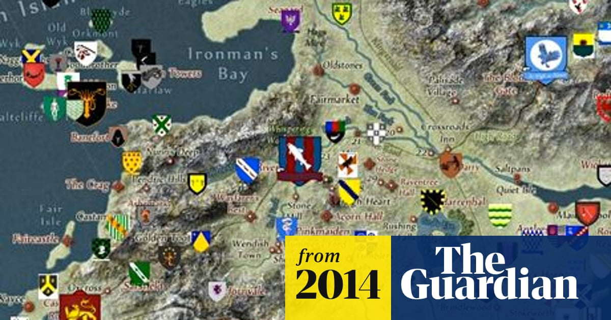 game of thrones map-6