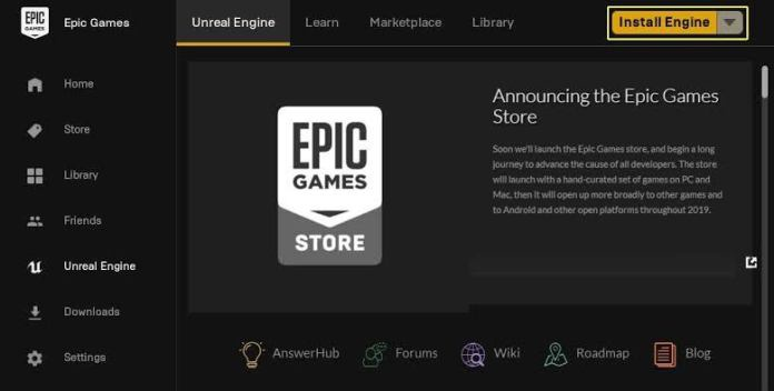 epic games store launcher-3