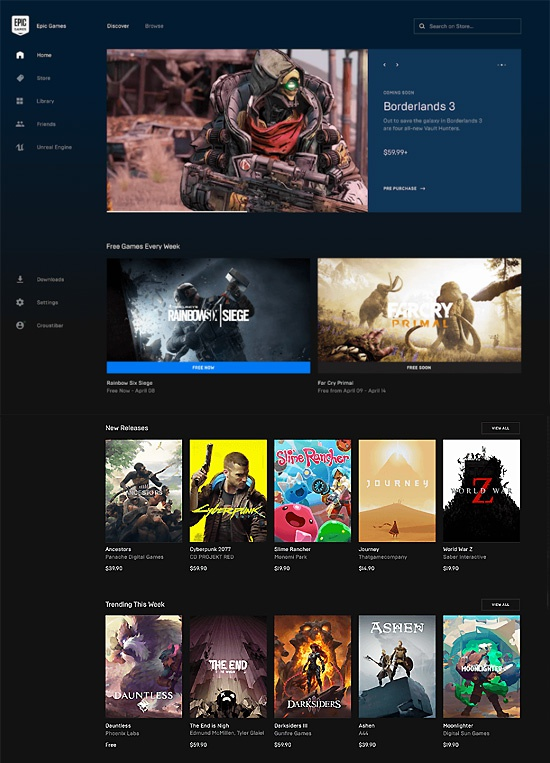 epic games store launcher-5