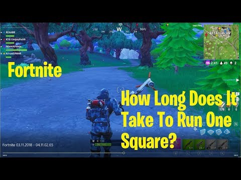 how long are fortnite games-1
