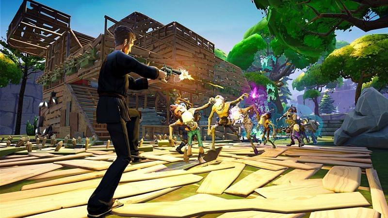 when was fortnite created-5