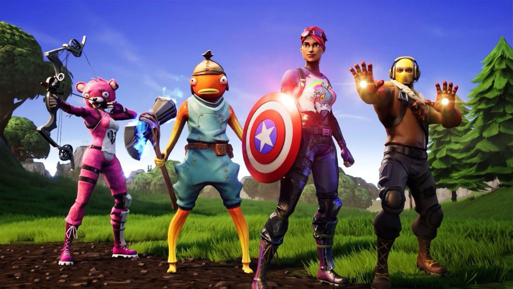 what year did fortnite come out-9
