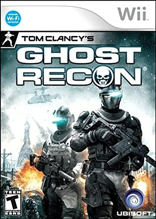 tom clancy's ghost recon games-1