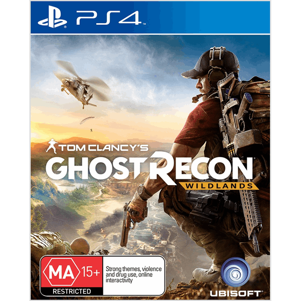 tom clancy's ghost recon games-6
