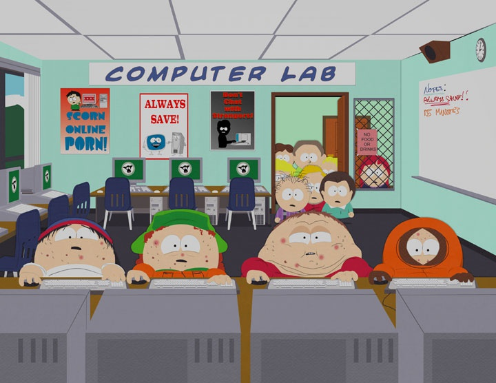 south park video game episode-0