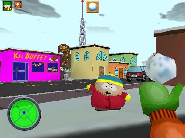 south park video game episode-2