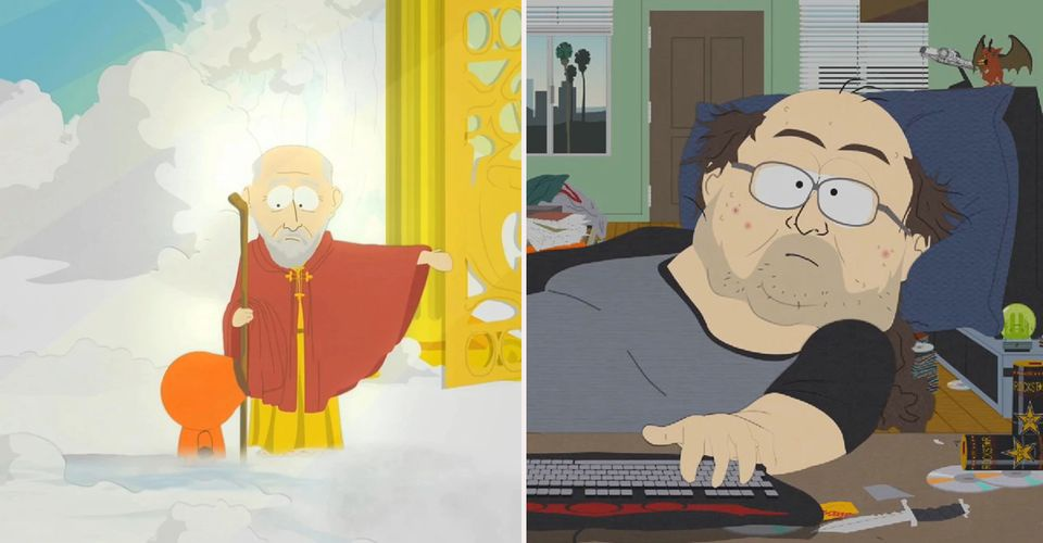 south park video game episode-8
