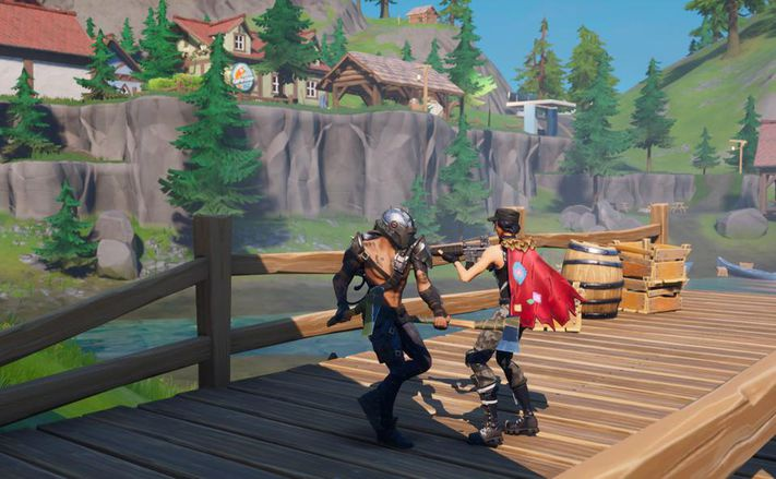 are there bots in fortnite-2