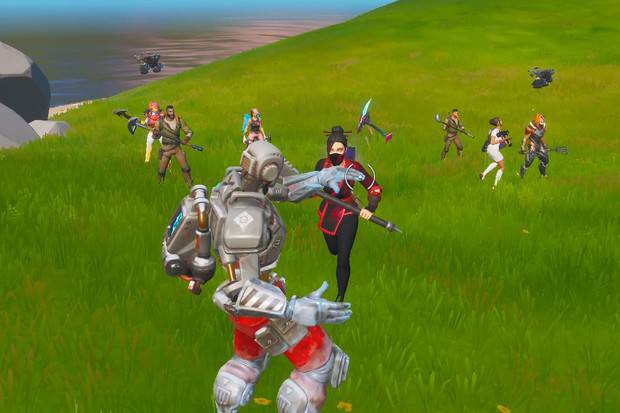 are there bots in fortnite-4