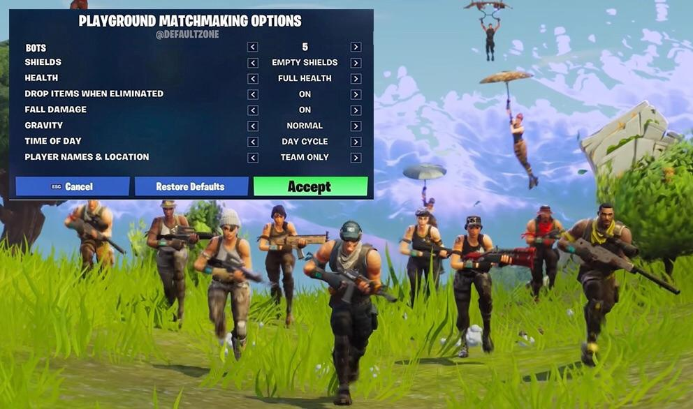 are there bots in fortnite-5