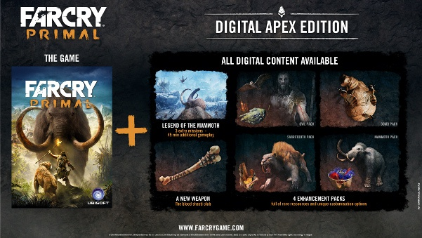 release date for far cry primal-2
