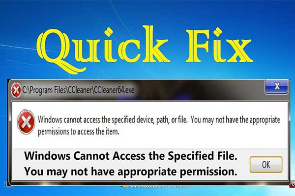 windows cannot access the specified device fortnite-3