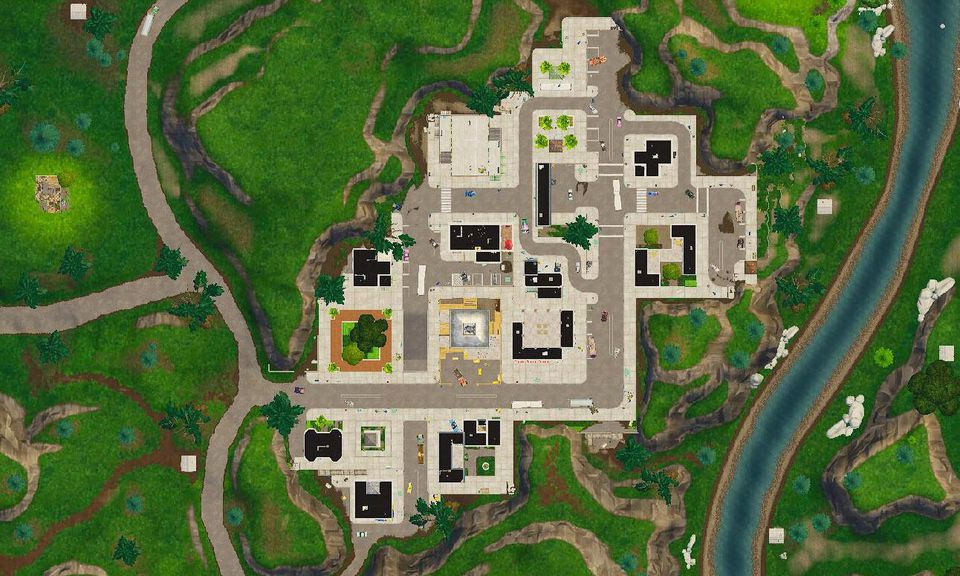 fortnite tilted towers map-0