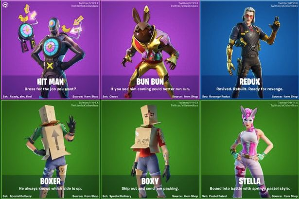 new fortnite patch notes-8