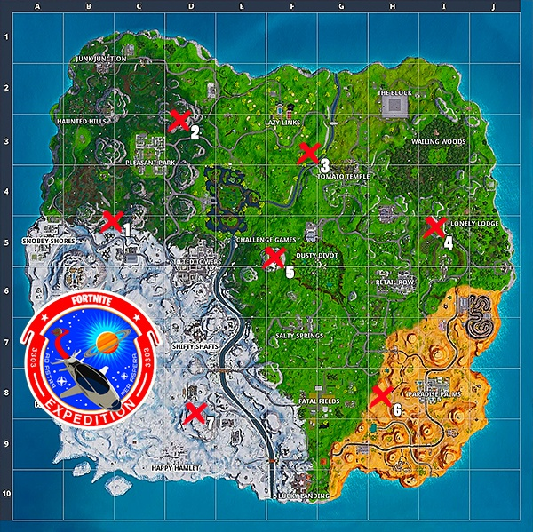 all expedition outposts fortnite-3