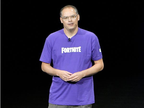 what company owns fortnite-0