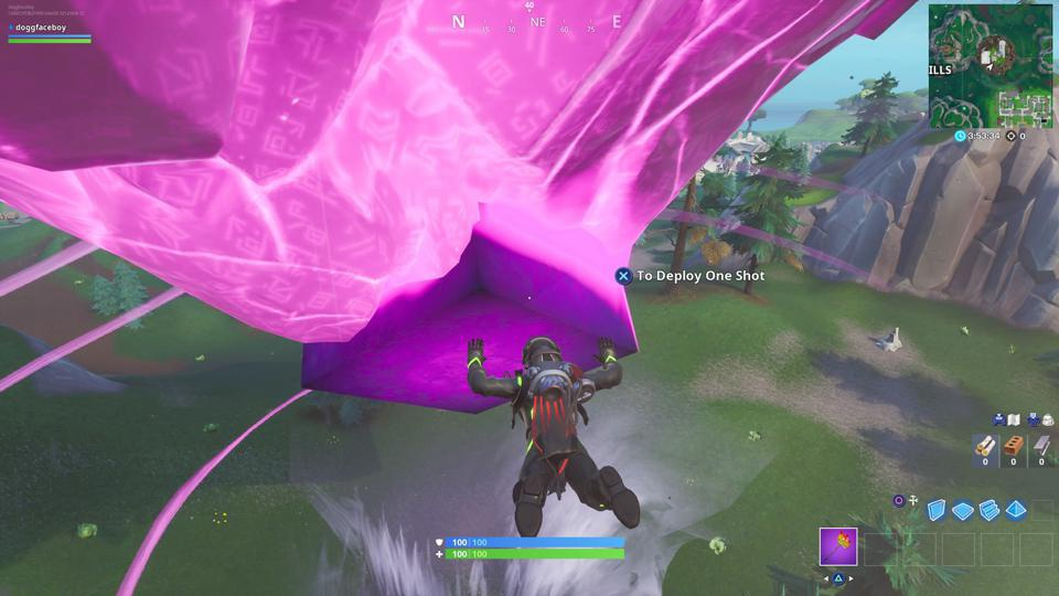 where is the cube in fortnite-2