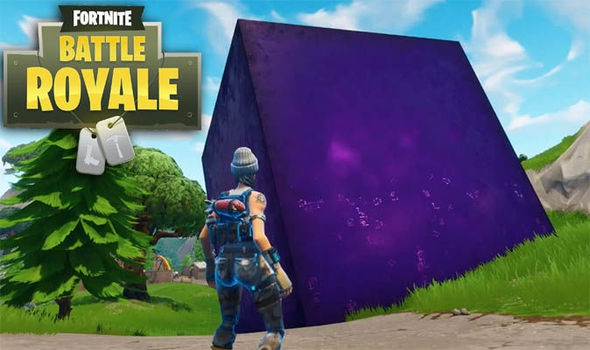 where is the cube in fortnite-7