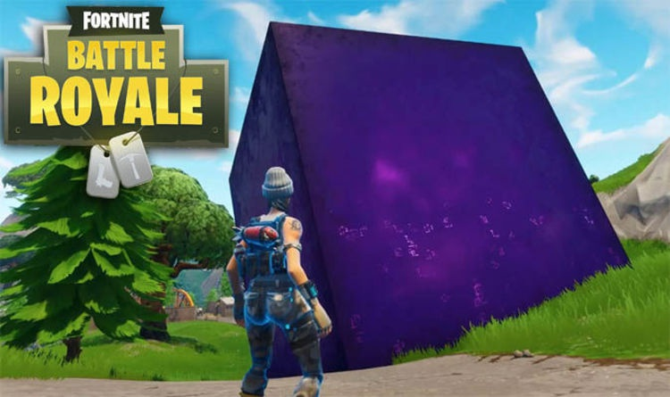 where is the cube in fortnite-9