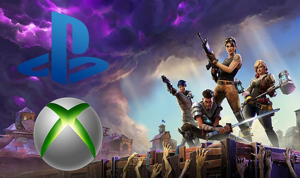 how to play fortnite with xbox and ps4-6