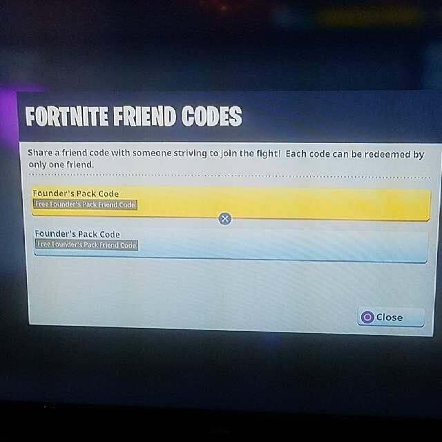 save the world friend code-7