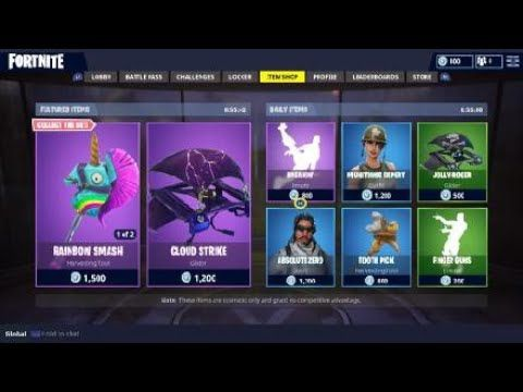 fortnite today's item shop-3