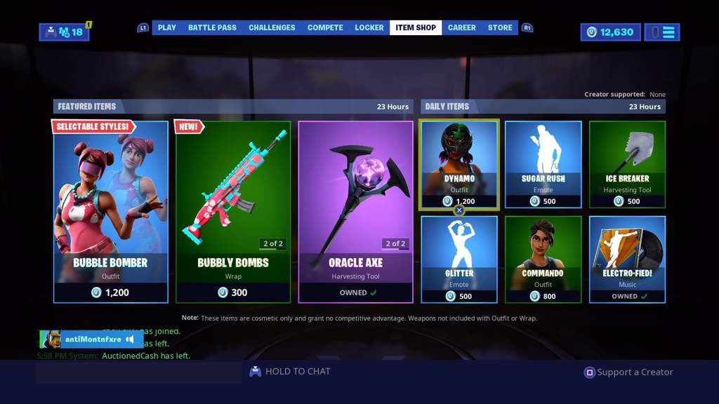 fortnite today's item shop-6