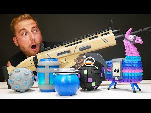 fortnite items in real life-5