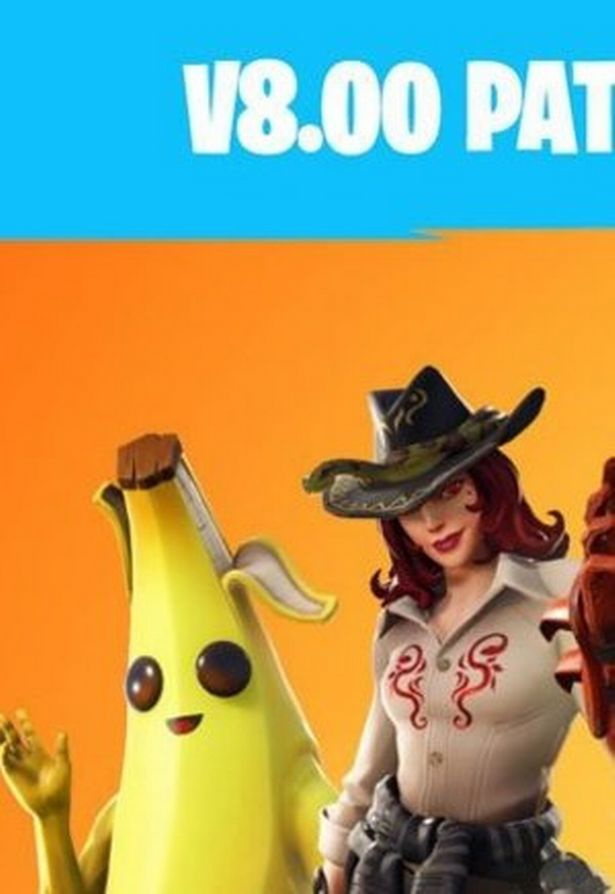 fortnite patch notes 8.00-6
