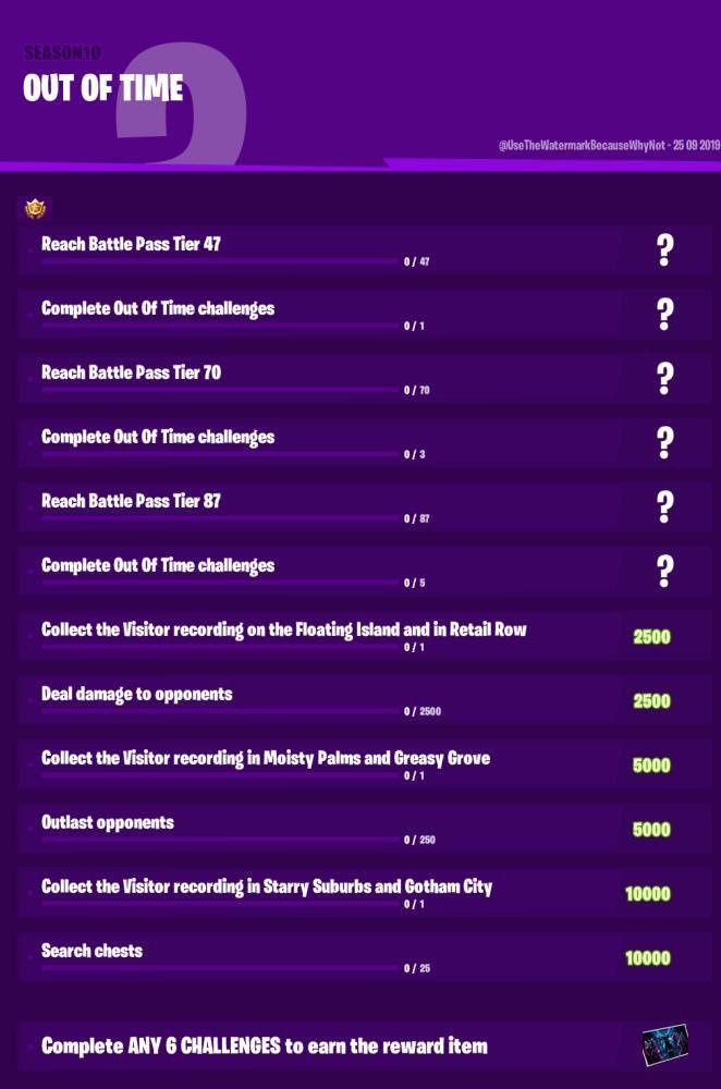 fortnite out of time challenges-2
